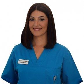 Marina Rodríguez Palomino Embrióloga