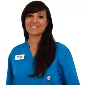 Rocío Gómez Enfermera